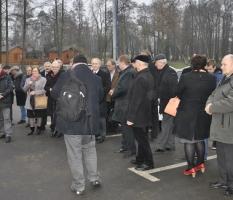 Otwarcie drogi w miejscowości Osieczna_1