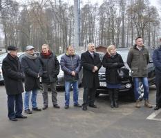 Otwarcie drogi w miejscowości Osieczna_2